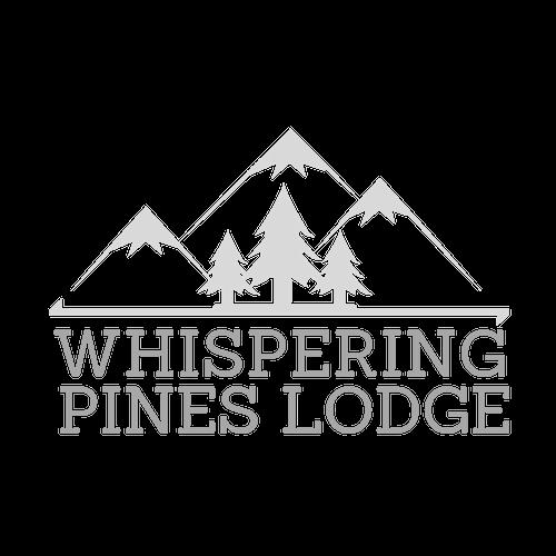 dark background f Whispering Pines Lodge _ SQ
